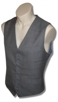 Single-Breasted Vest