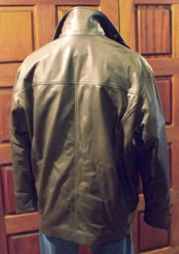 Wax Leather Jacket