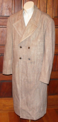 Drifter Duster Overcoat