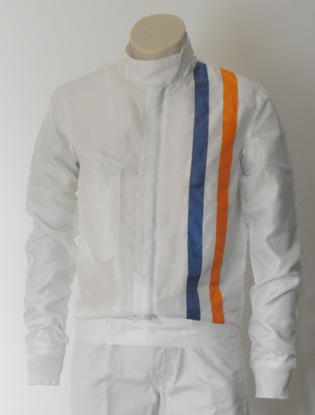 Le Mans Satin Jacket