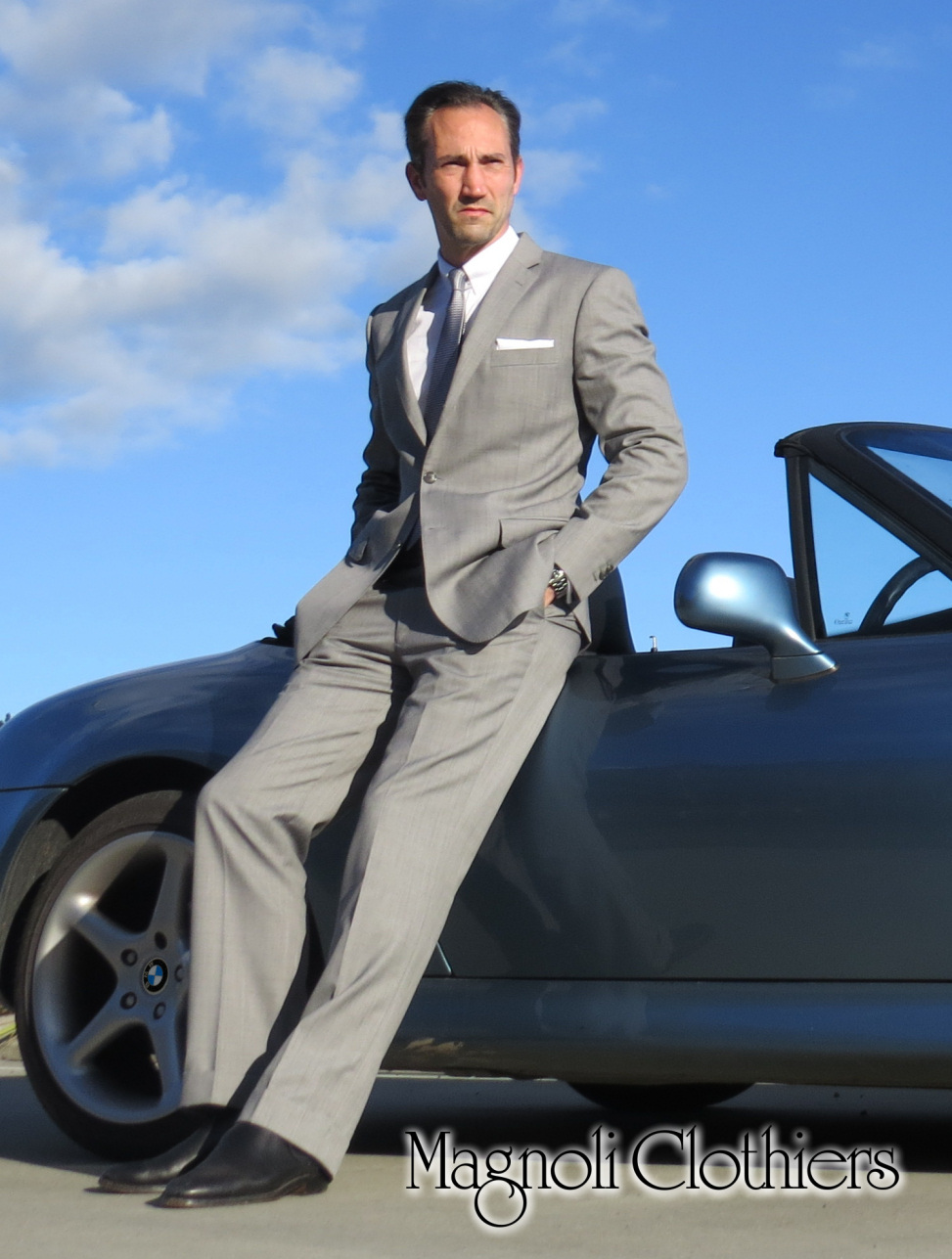 Skyfall Suit