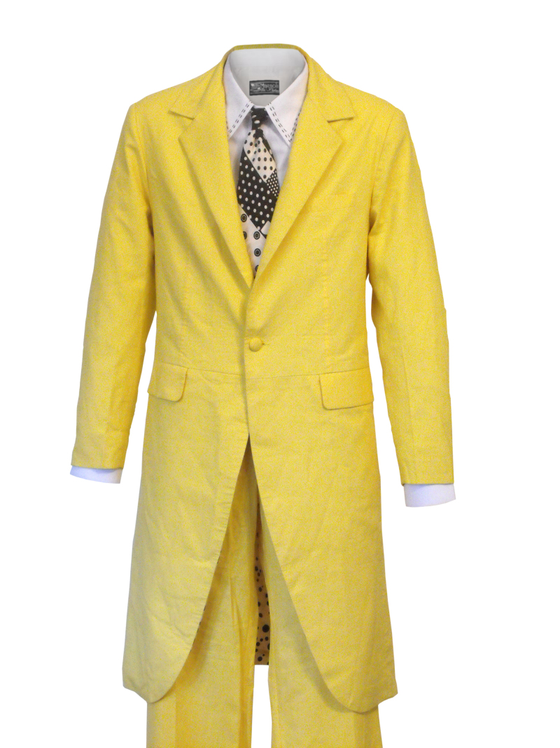 1940s Zoot Suit History & Buy Modern Zoot Suits Zoot Suit AUD 795.00 AT vintagedancer.com