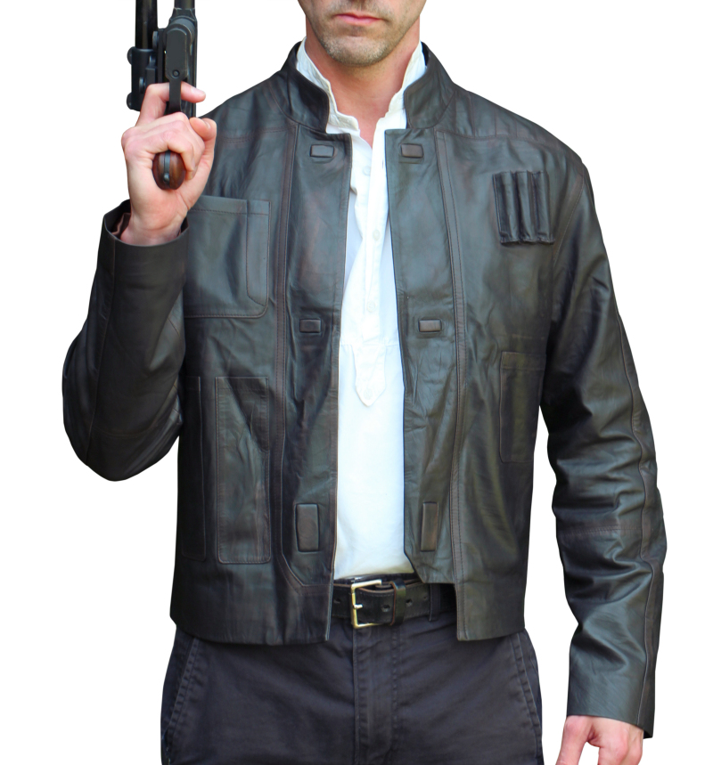 Solo Leather Jacket