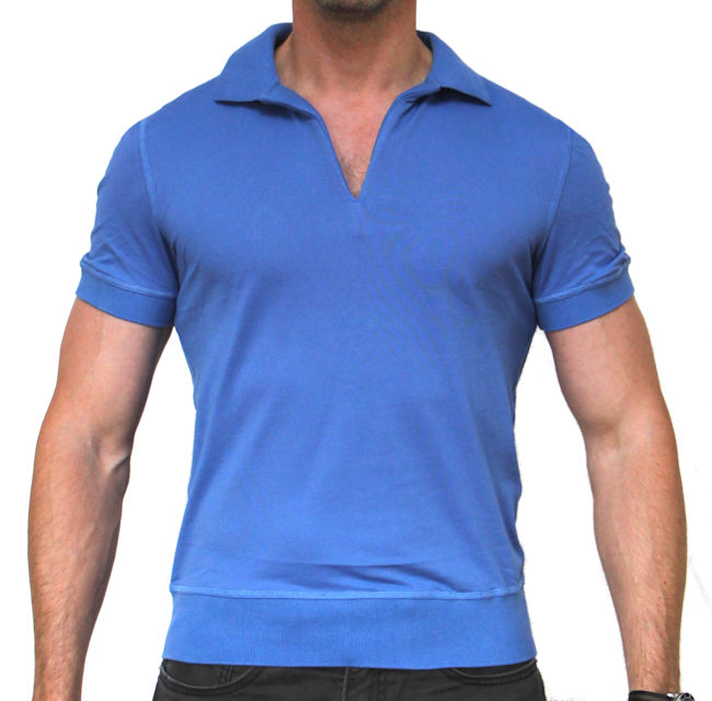 Spectre Polo Shirt (Sky)