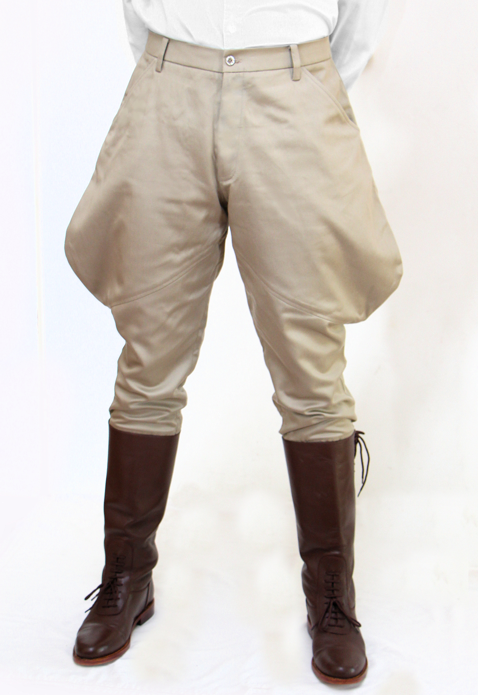 1920s Men's Pants, Trousers, Plus Fours, Knickers Breeches- More colors AUD 190.00 AT vintagedancer.com