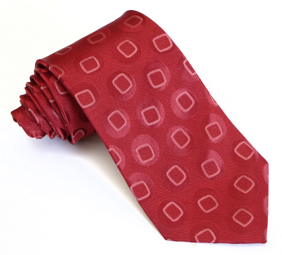 Shakespeare Tie (Red)