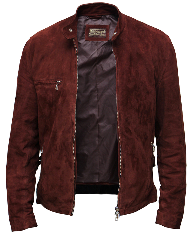 Ethan Suede Jacket
