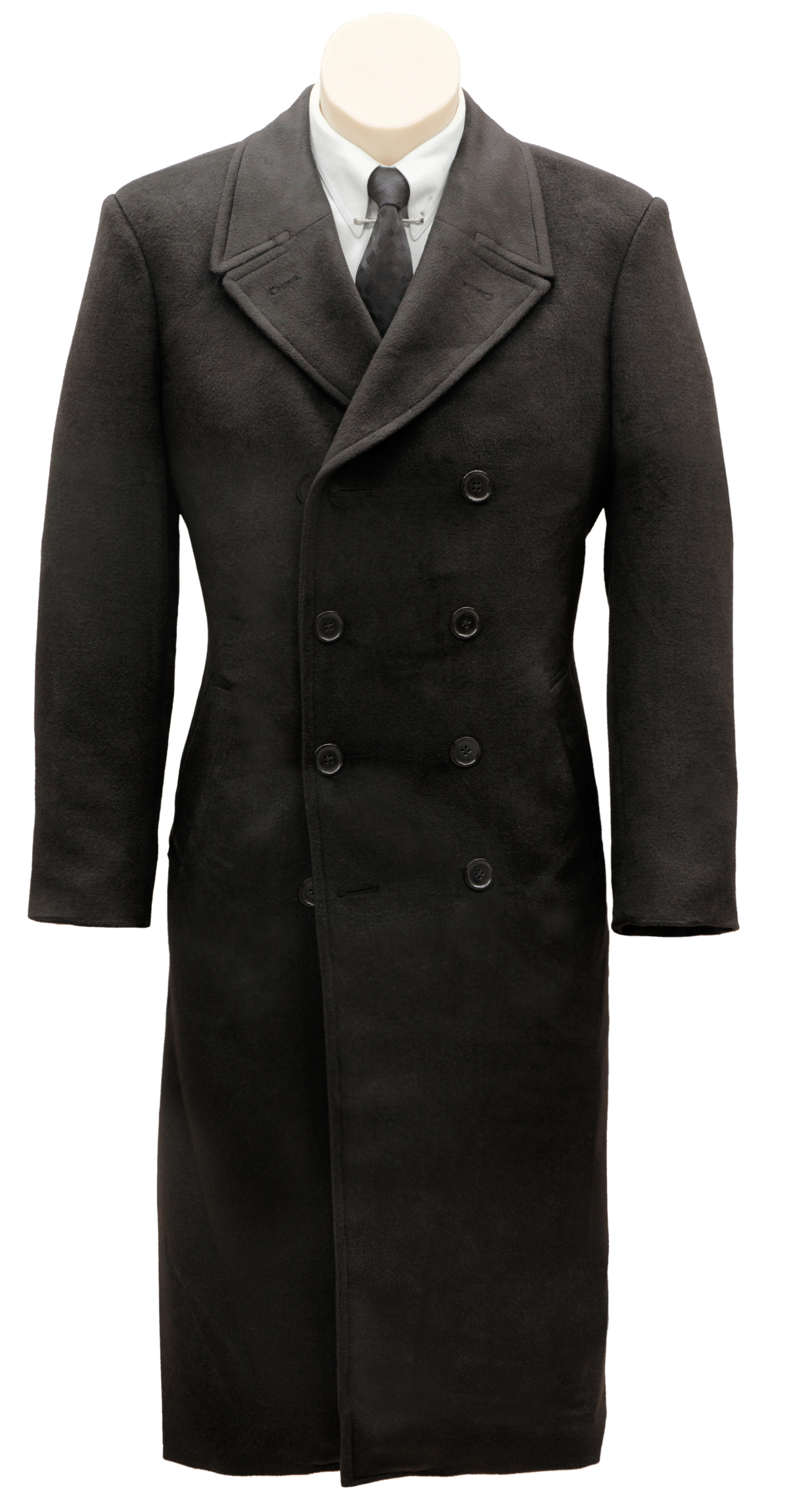 Spectre Bridge Coat