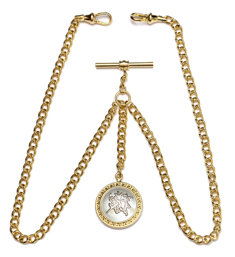 Victorian Watch Fob