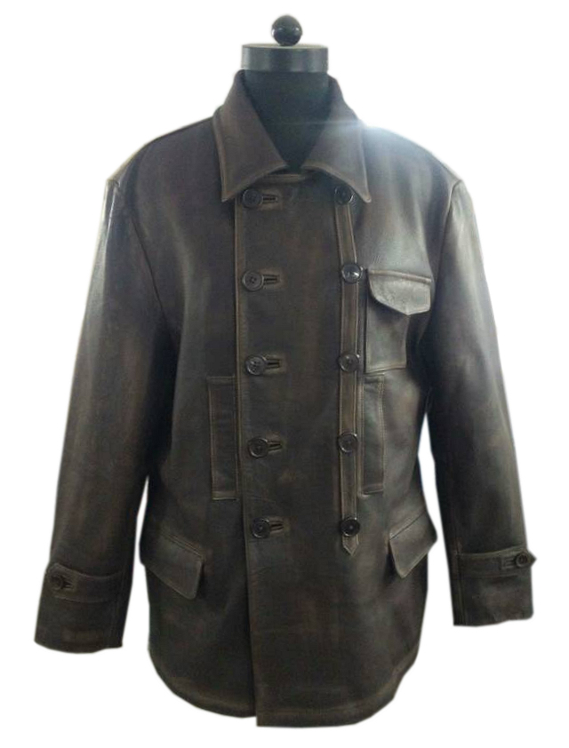 Kazakov Leather Jacket