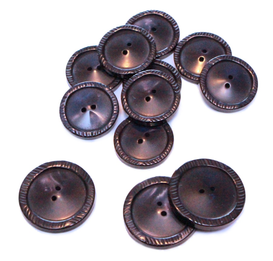 Frock Coat Buttons