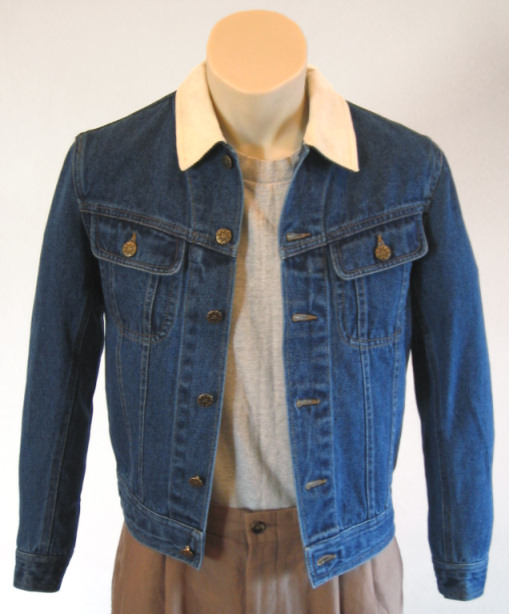 Storm Rider Denim Jacket