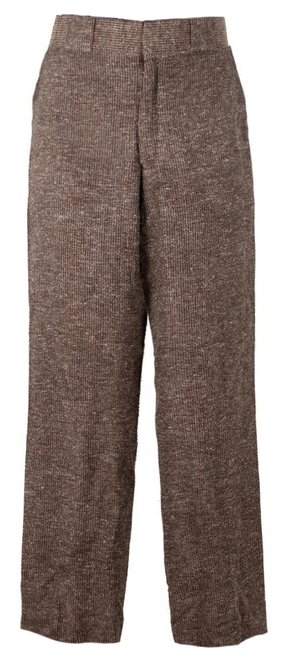 Tweed Pants
