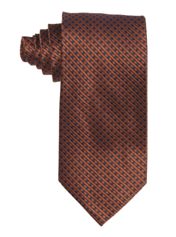 Copper Hamburg Tie