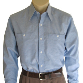 Blue-Collar Work Shirt