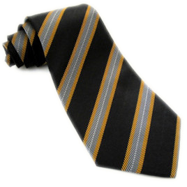 Fedora Lounge Tie (Striped)