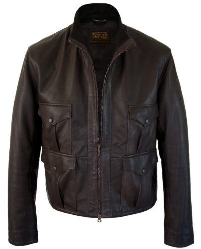Royale Leather Jacket