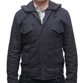Bauer Hooded Jacket