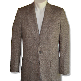 Tweed Professor Jacket