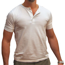 Drive Henley (Ivory)