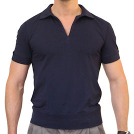 Spectre Polo Shirt (Navy)