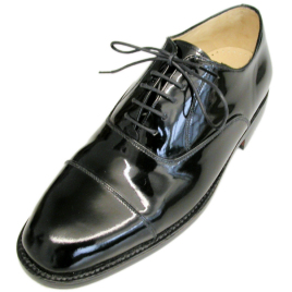 Patent Leather Consul Shoes