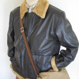 Shearling Adventure Jacket L (Overstock)
