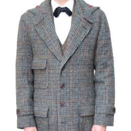 Tweed Hunting Coat