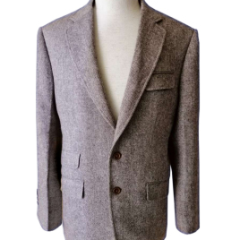 Moonraker Tweed Jacket