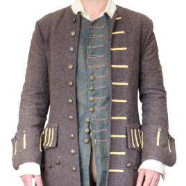 Captain's Frock Coat